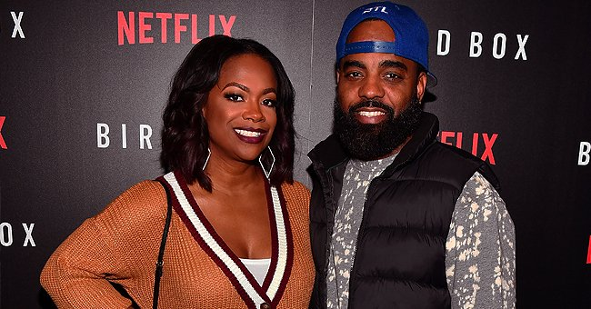 Kandi Burruss' Husband Todd Tucker Proudly Shares Snap of Wife Who Won 'The Masked Singer'