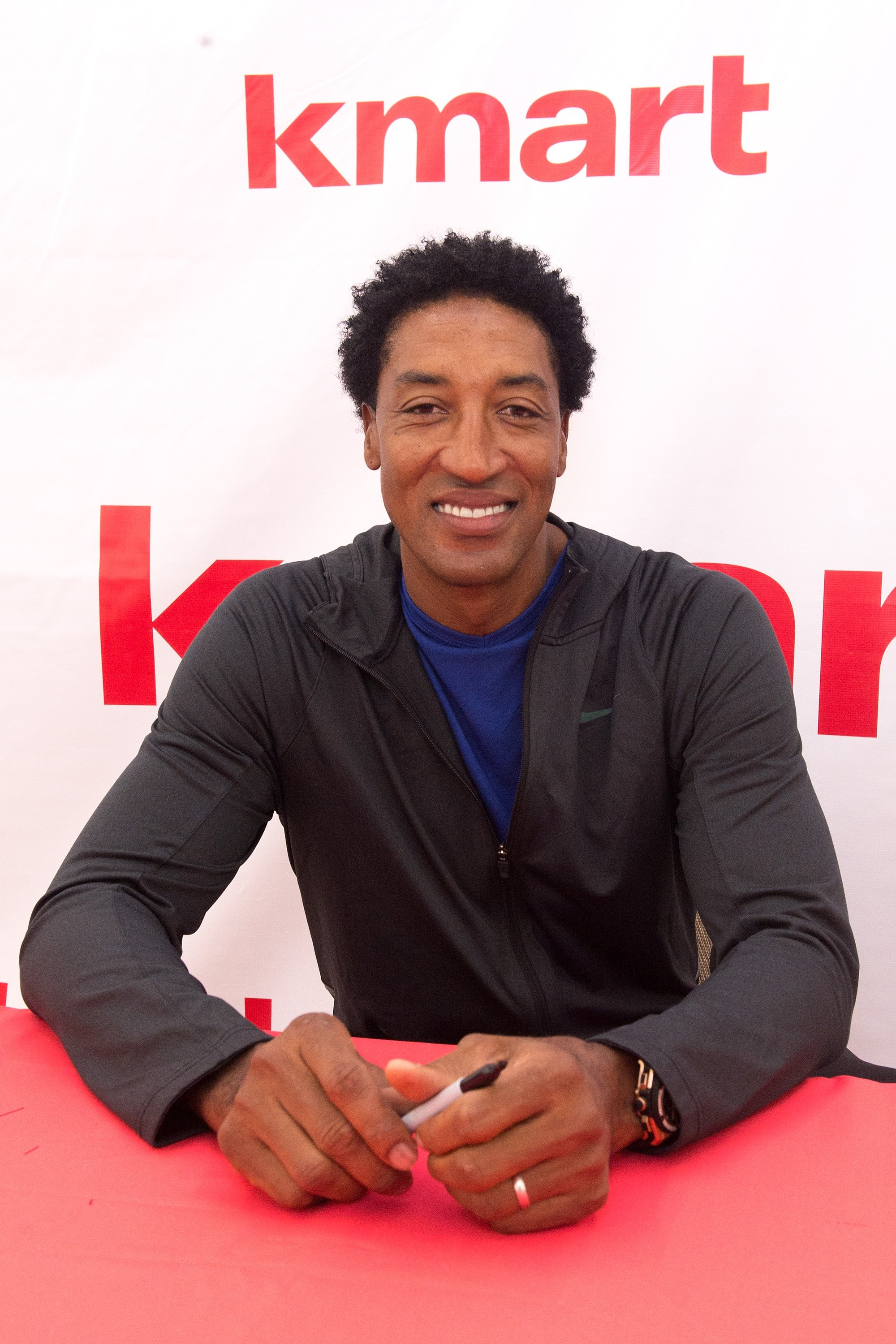 Scottie Pippen attends 'A Whole Lotta Awesome' At Re-Grand Opening of Revitalized Kmart Store on August 27, 2016 in Des Plaines, Illinois | Photo: GettyImages