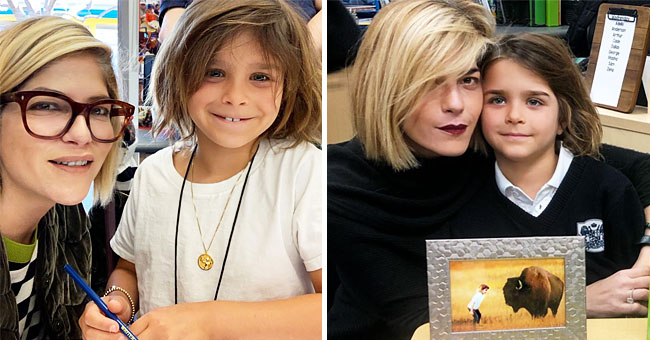 Selma Blair Shares Tribute to Son on His Last Day of 1st Grade