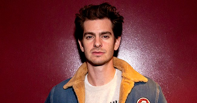 """Andrew Garfield at """"The Social Network"""" Screening and Q&A on April 15, 2019 in Santa Monica, California. 