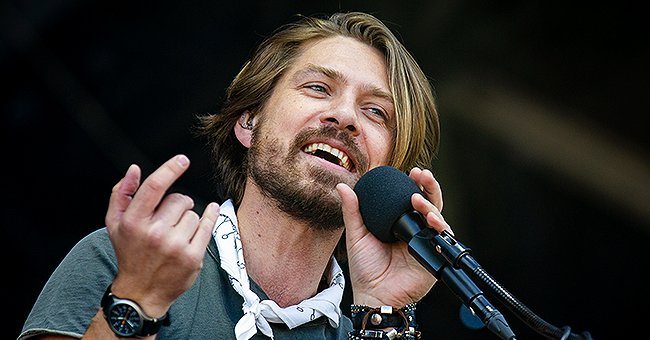 Taylor Hanson Shares a Beautiful Photo of His 7th Child Sweetly Named Maybellene Alma Joy