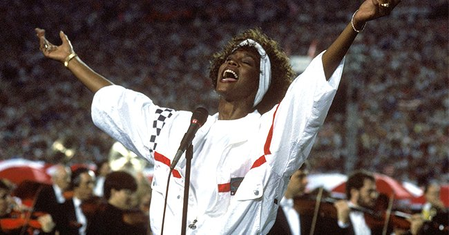 Whitney Houston's 1991 Iconic Performance & More Memorable Super Bowl Anthem Performances