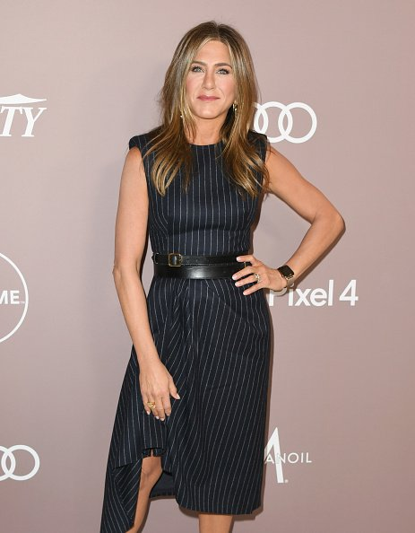 Jennifer Aniston at Variety's 2019 Power Of Women: Los Angeles on October 11, 2019 | Photo: Getty Images