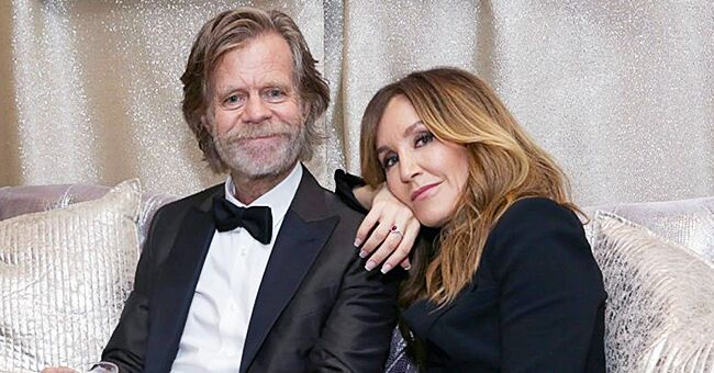 William H. Macy Worried about Felicity Huffman after Sentencing in College Admissions Case: Report