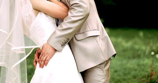 Daily Joke: Man Gives His Pants to His Wife on Their Wedding Night