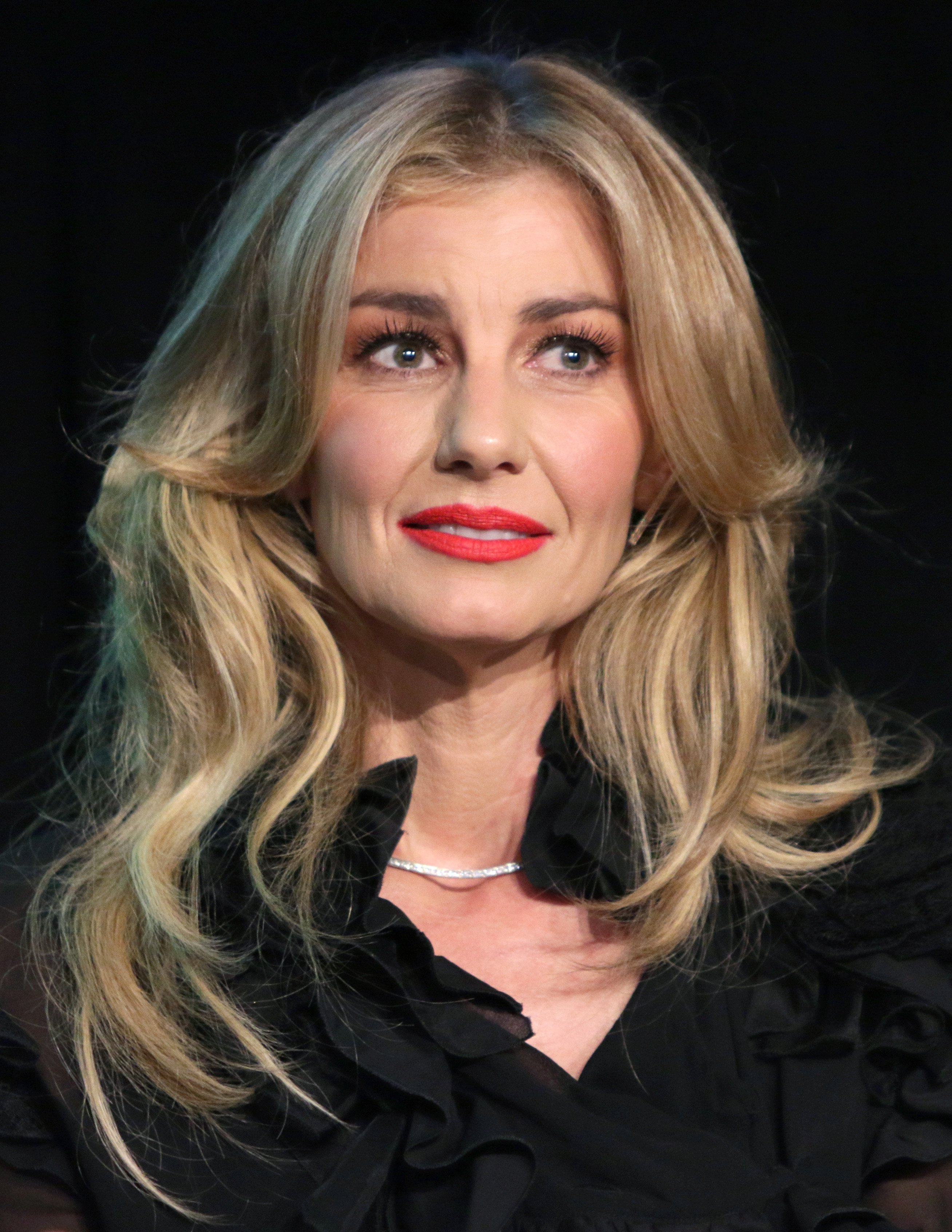 Faith Hill during the Billboard 2017 Touring Conference. | Source: Getty Images