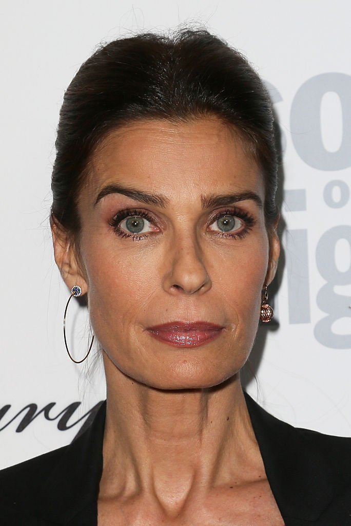 Kristian Alfonso attends the Soap Opera Digest Anniversary in Hollywood, California on February 24, 2016 | Photo: Getty Images