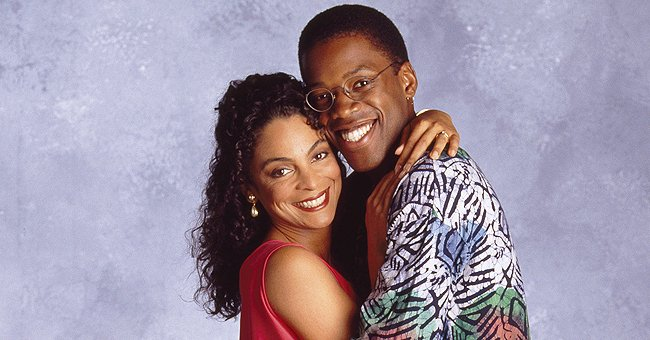 Kadeem Hardison of 'A Different World' Once Admitted He Had a Crush on Jasmine Guy