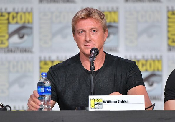"""William Zabka at the Comic Con to talk on """"Brave Warriors"""" on July 19, 2019 