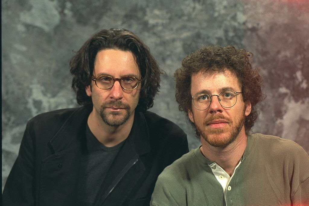 Joel Coen and Ethan Coen scriptwriter and producer of 'The Big Lebowski' on February 01, 1998 | Photo: Getty Images