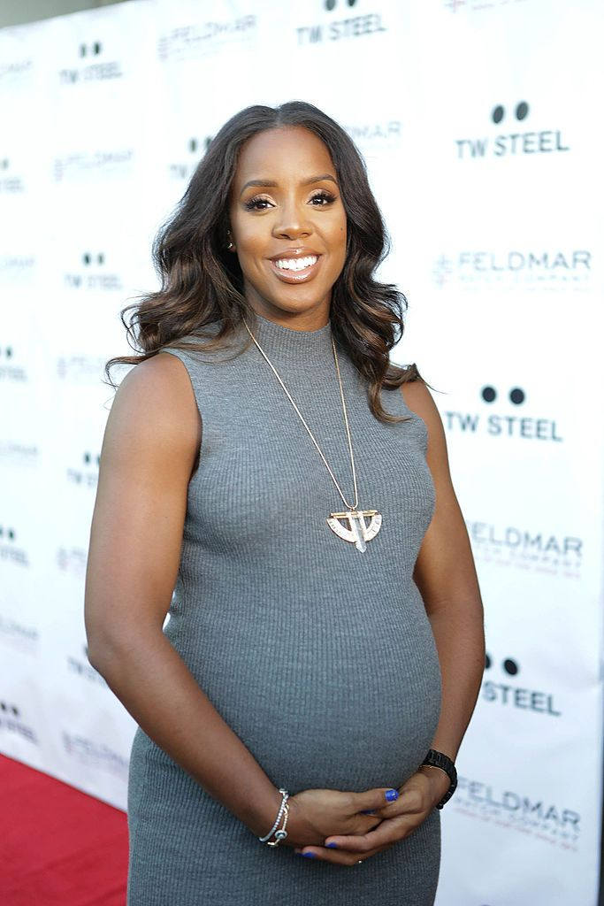 Kelly Rowland at the Feldmar Watch Company on September 4, 2014 in Los Angeles.  | Photo: Getty Images