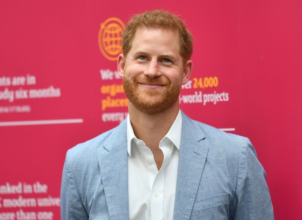 Prince Harry during a visit to Sheffield Hallam University on July 25, 2019, in Sheffield, England. | Source: Getty Images.