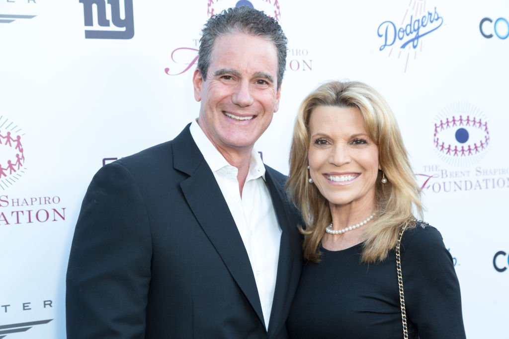 John Donaldson and TV Personality Vanna White arrives for the Annual Brent Shapiro Foundation For Alcohol And Drug Prevention Summer on September 9, 2017. | Photo: Getty Images