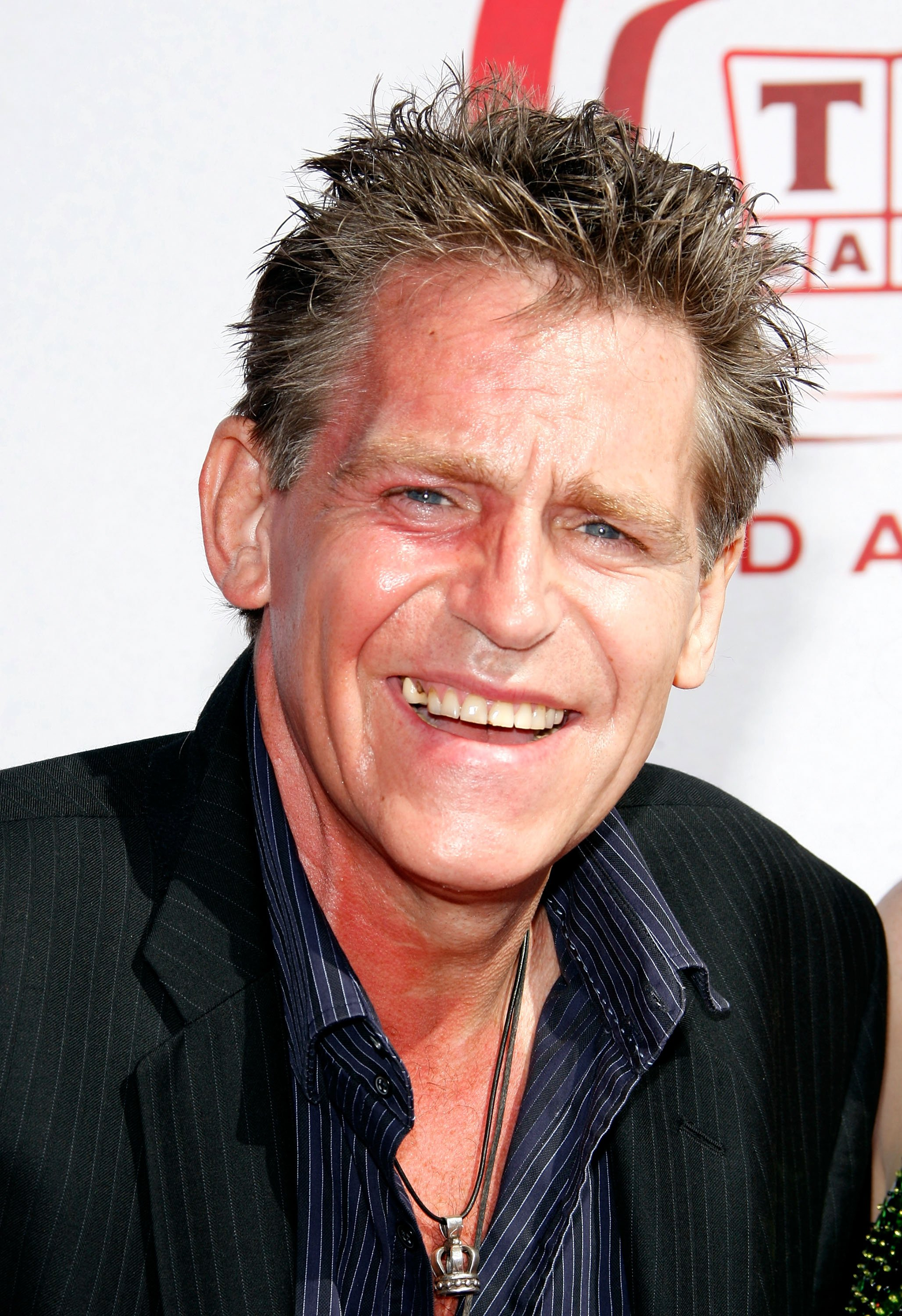 """Jeff Conaway arrives at the 6th annual """"TV Land Awards"""" held at Barker Hanger on June 8, 2008 in Santa Monica, California 