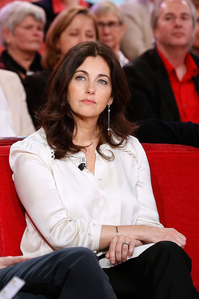 L'actrice française Cristiana Reali. | Photo : Getty Images