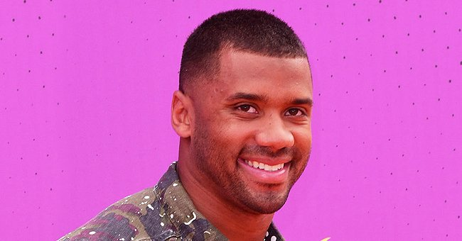 Russell Wilson Proves He Is a Great Dad & Stepdad as He Has Fun with Stepson & Daughter