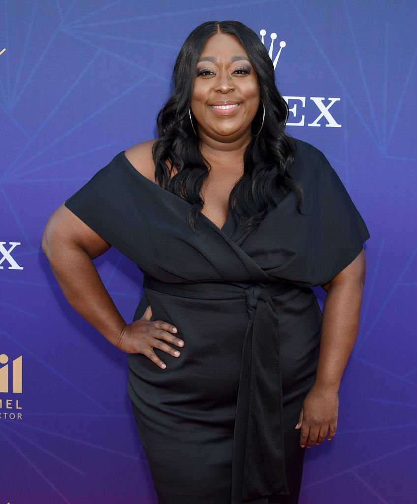 Loni Love arrives at The Los Angeles Philharmonic Centennial Birthday Celebration Concert And Gala at Walt Disney Concert Hall | Photo: Getty Images