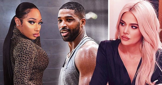 Megan Thee Stallion Responds to Rumors That She's Dating Khloé Kardashian's Ex Tristan Thompson