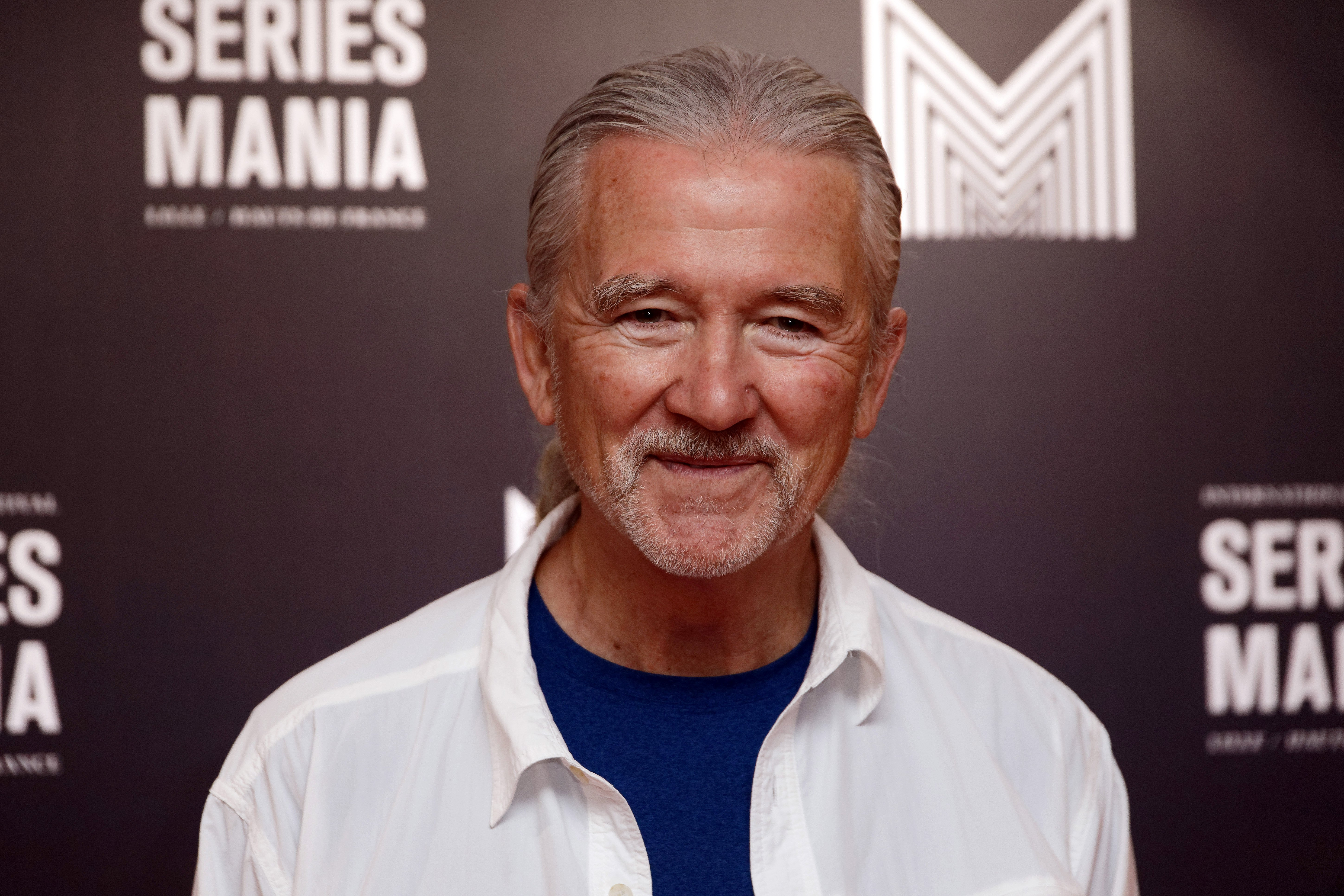 Patrick Duffy am 2. Mai 2018 in Lille, Frankreich | Quelle: Getty Images