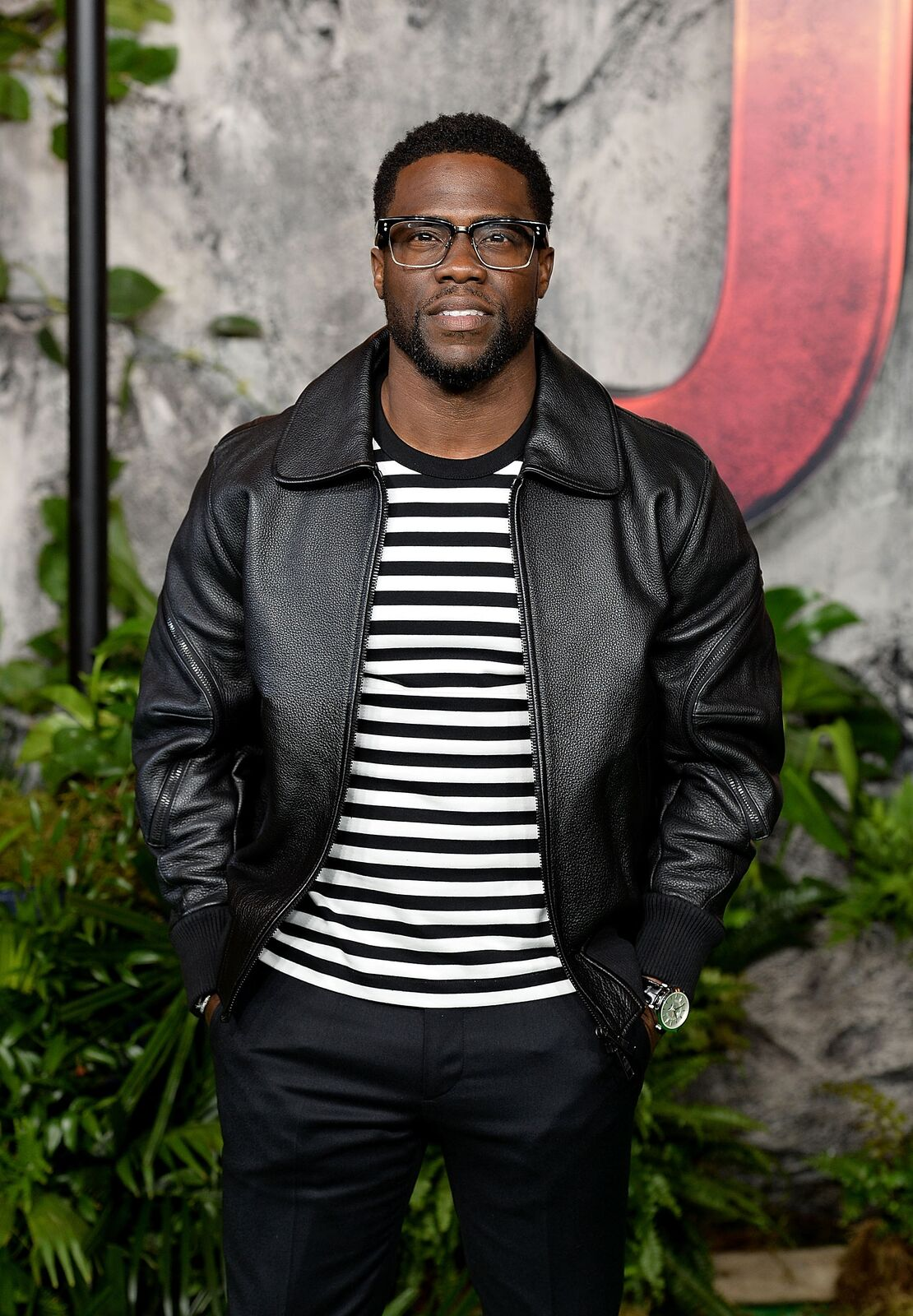 Kevin Hart attends the 'Jumanji: Welcome To The Jungle' UK premiere held at Vue West End on December 7, 2017 | Photo: Getty Images