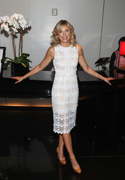 """Marla Maples attends """"NOVUS #WeThePlanet"""" at Armani Ristorante on September 23, 2019 in New York City 