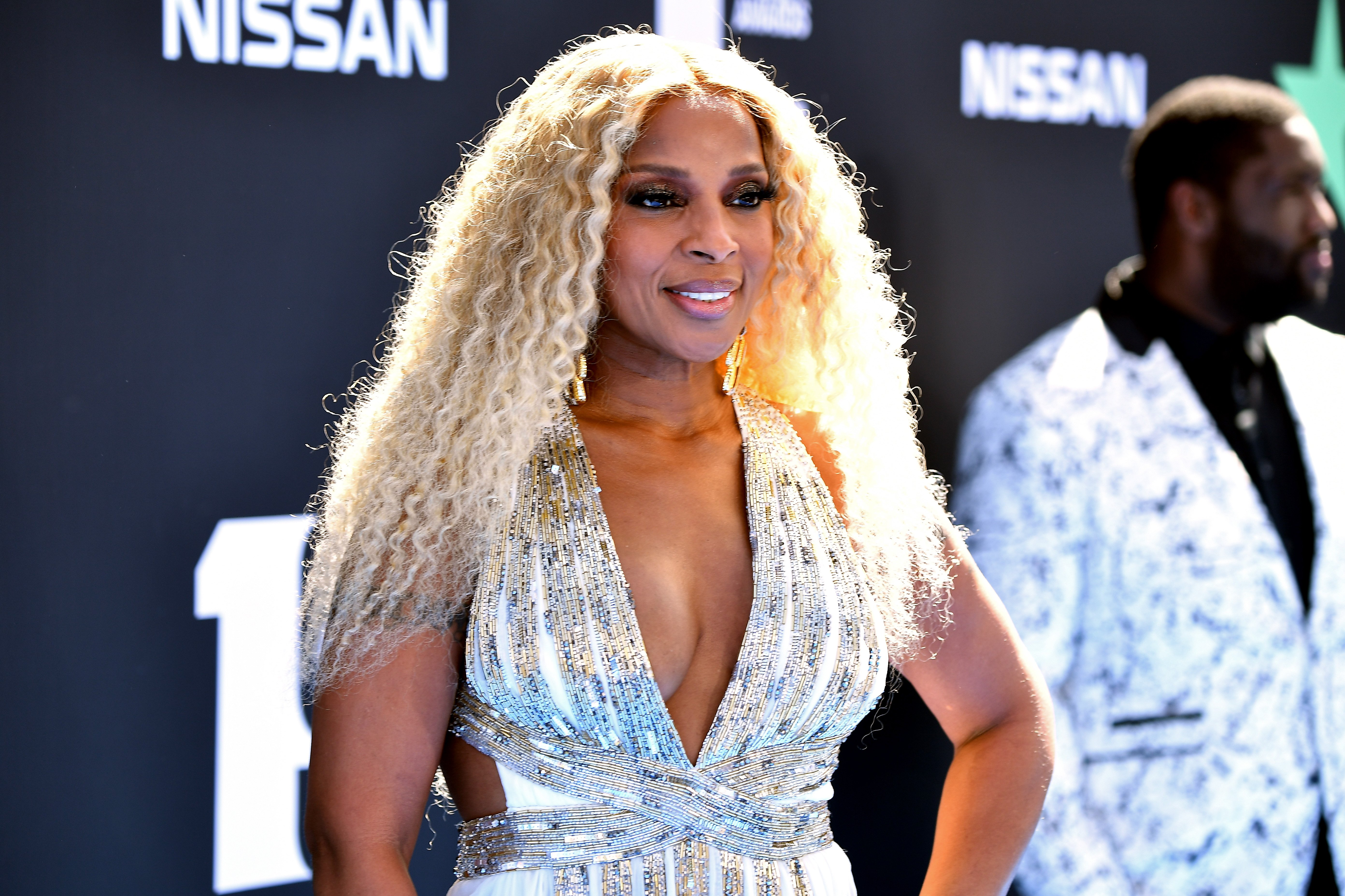 Mary J. Blige at the 2019 BET Awards at Microsoft Theater on June 23, 2019 in Los Angeles, California.| Source: Getty Images