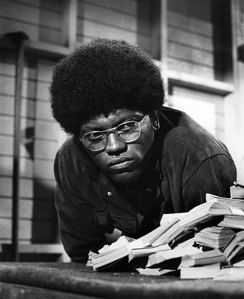 """Clarence Williams III as Lincoln """"Linc"""" Hayes during the first season of """"The Mod Squad"""" in October 1968.   Photo: Getty Images"""