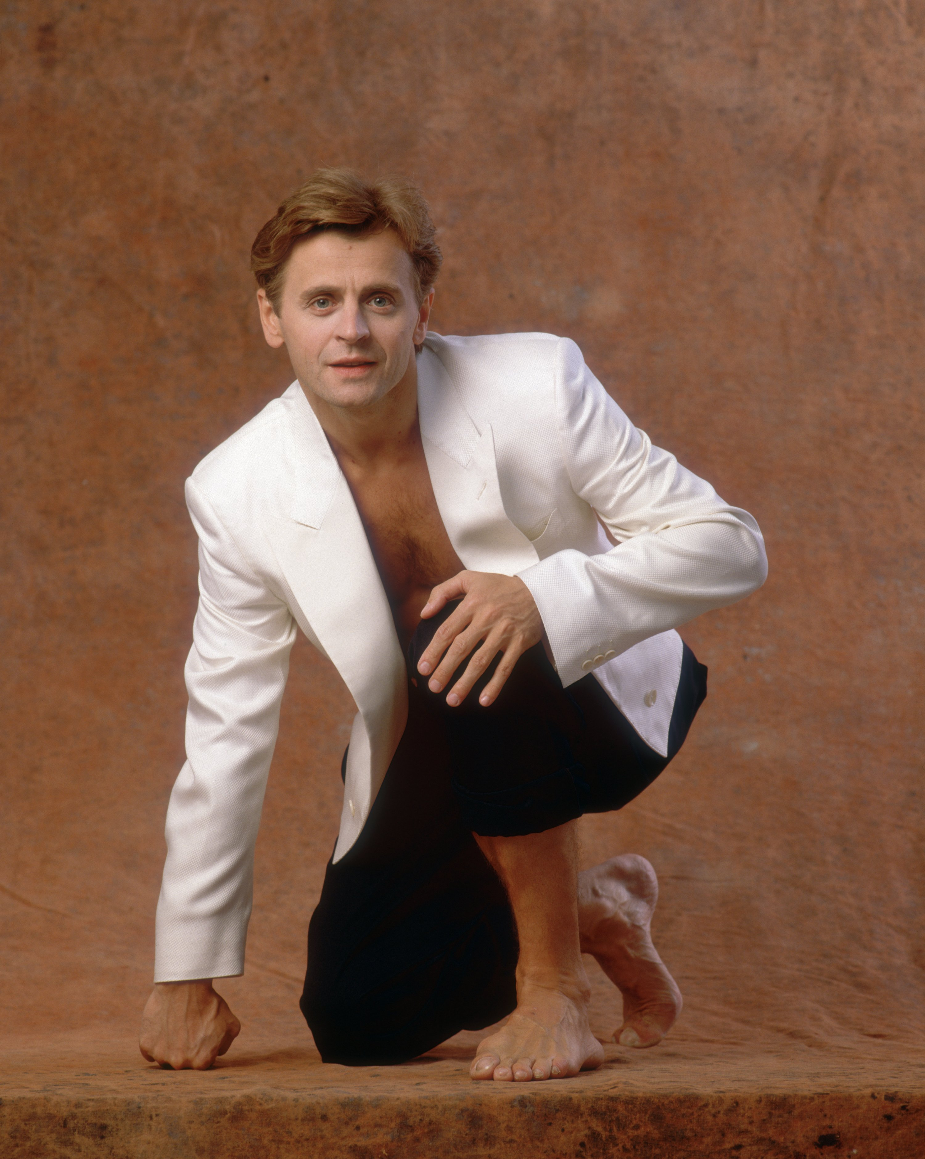 An undated photo of Russian Ballet Dancer and choreographer Mikhail Baryshnikov   Photo: Getty Images