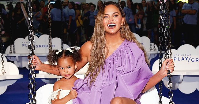 Chrissy Teigen Opens up about Taking Offense at a Comment on Daughter Luna That Turned out to Be of Help