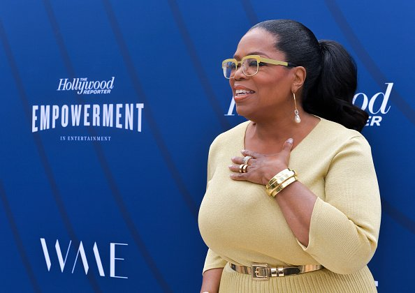 Oprah Winfrey at The Hollywood Reporter's Empowerment in Entertainment event 2019 | Photo: Getty Images