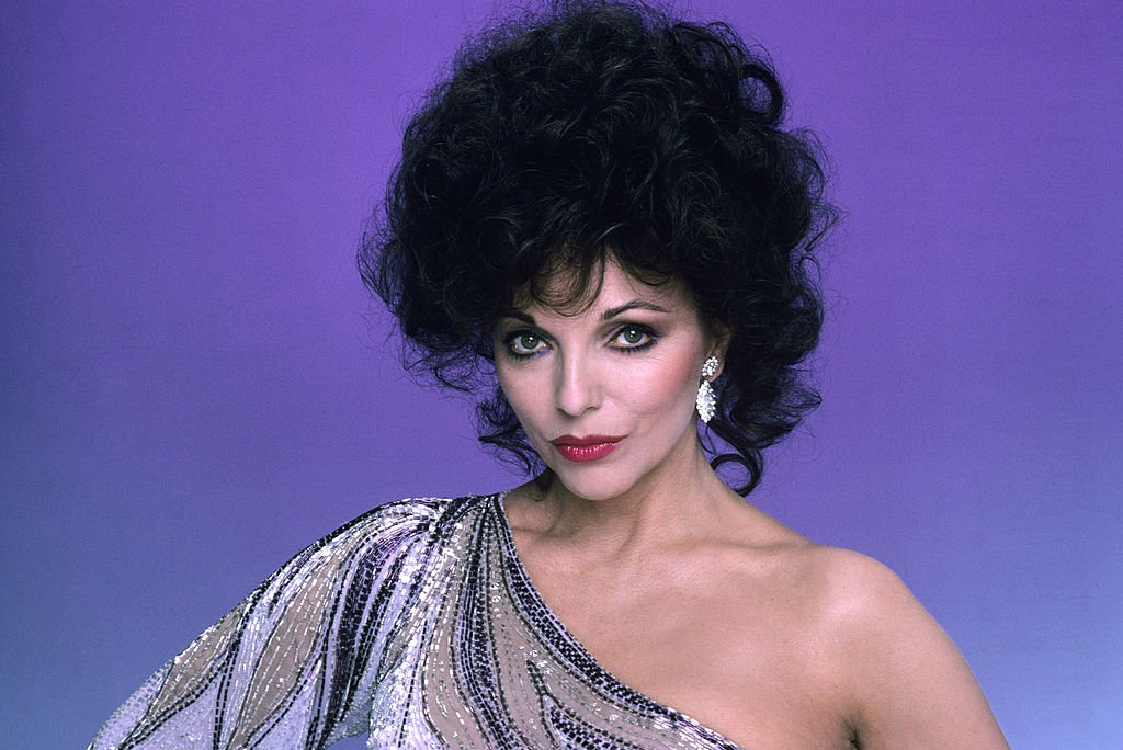 Joan Collins Galerie - Staffel 3 - 21.03.83   Quelle: Getty Images