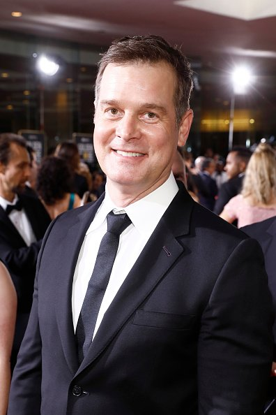 Peter Krause at the Beverly Hilton Hotel on January 5, 2020.   Photo: Getty Images