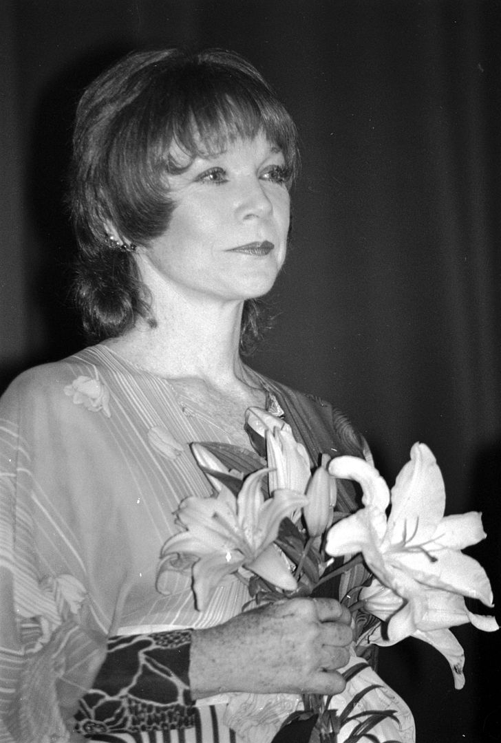 MacLaine in Deauville, France, in September 1987 | Photo: Wikimedia Commons Images