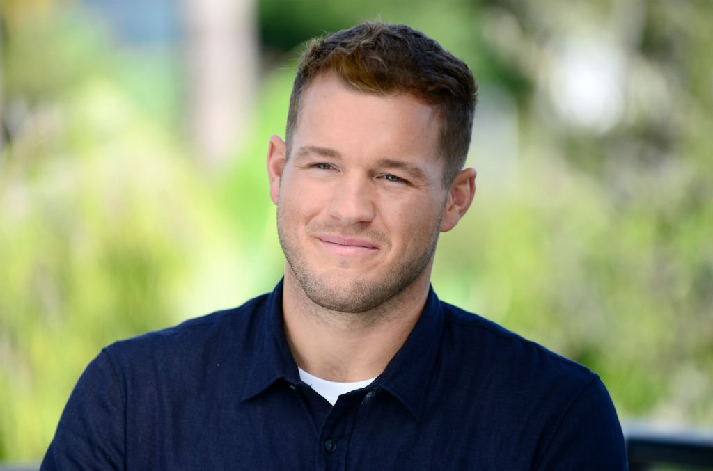 Colton Underwood features in a new ad campaign for Tubi in Mar Vista, California, 2019 | Photo: Getty Images