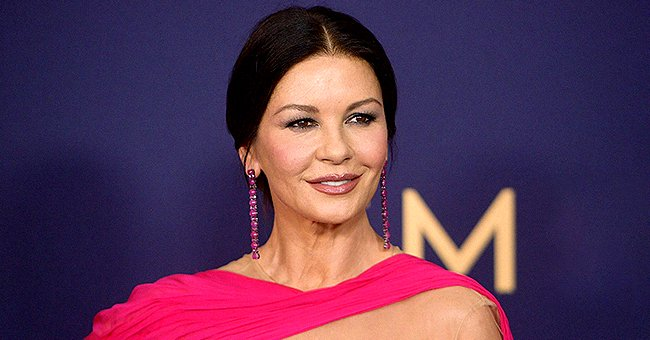 Check Out This Gorgeous Picture of Catherine Zeta-Jones' Daughter Carys – Do They Look Alike?