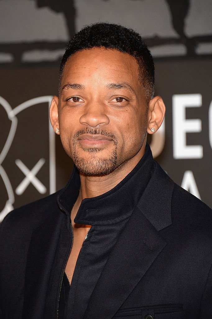 Actor Will Smith attends the 2013 MTV Video Music Awards at the Barclays Center | Photo: Getty Images