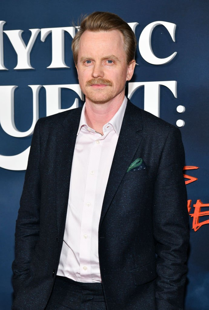 Comedian David Hornsby   Quelle: Getty Images