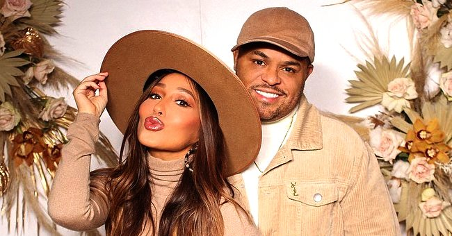 Adrienne Bailon of 'The Real' Found Husband Israel Attractive Because of Their Friendship