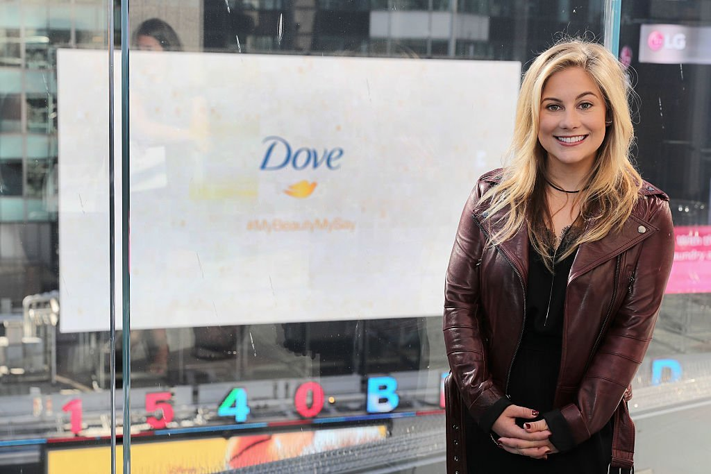 Former gymnast Shawn Johnson teams up with Dove to launch #mybeautymysay | Getty Images