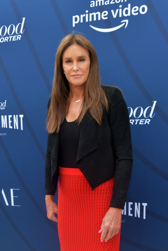 Caitlyn Jenner attends The Hollywood Reporter's Empowerment In Entertainment Event 2019 at Milk Studios. | Photo: Getty Images