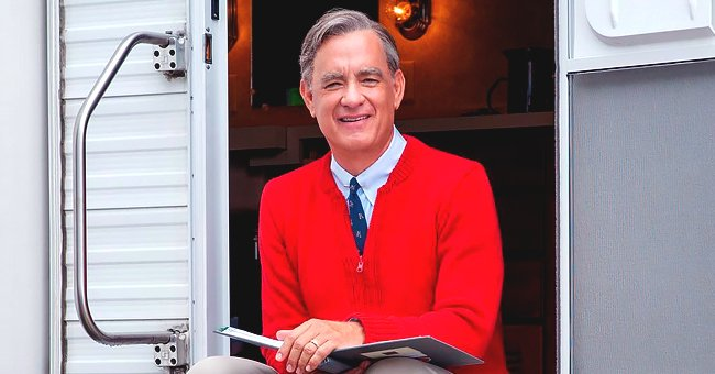Tom Hanks and Wife Rita Wilson React to News That the Actor Is Fred Rogers' Sixth Cousin