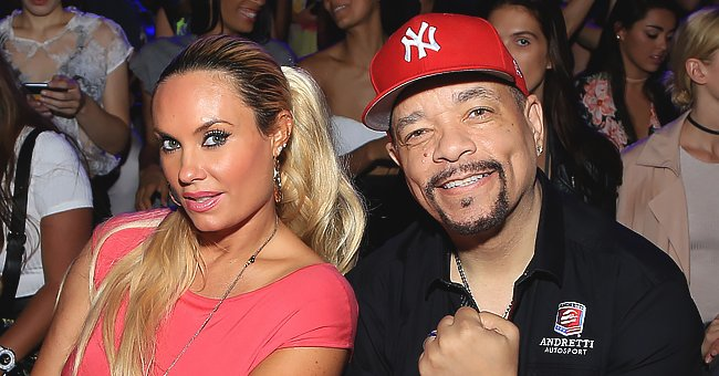 Ice-T and & Coco Austin's Daughter Chanel Is Praised for Wearing a Mask with a Friend Outdoors