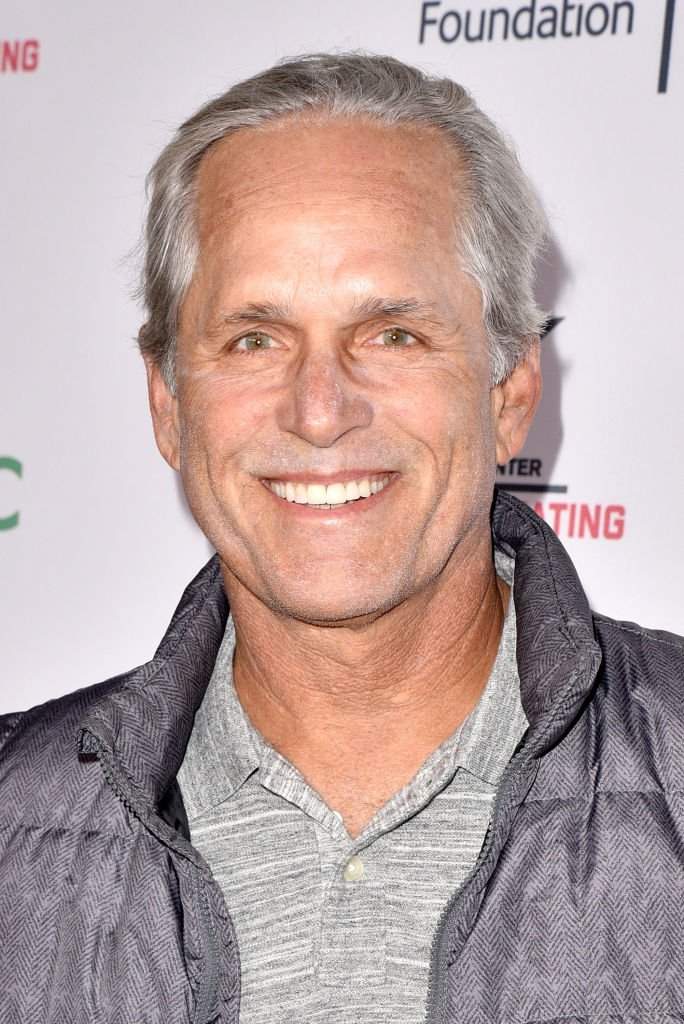 Gregory Harrison attends the 18th Annual Emmys Golf Classic in Los Angeles, California on October 30, 2017 | Photo: Getty Images