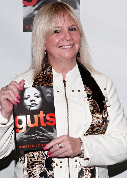 Geri Reischl at 230 Fifth Avenue on March 12, 2012 in New York City.   Photo: Getty Images