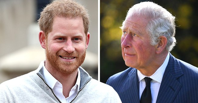 Page Six: Prince Harry Slammed for Calling Out Prince Charles' Parenting in a Recent Podcast