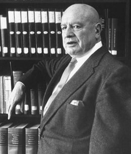 Harry Jacob Anslinger, first Commissioner of the Federal Bureau of Narcotics | Source: Wikimedia Commons/ Public Domain