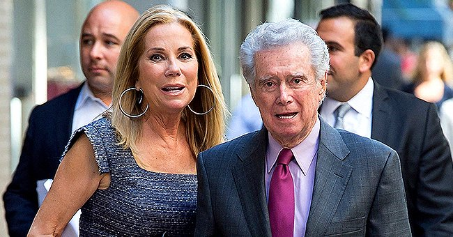 Kathie Lee Gifford Shares about Regis Philbin's Support during Her Late Husband Frank's Cheating Scandal