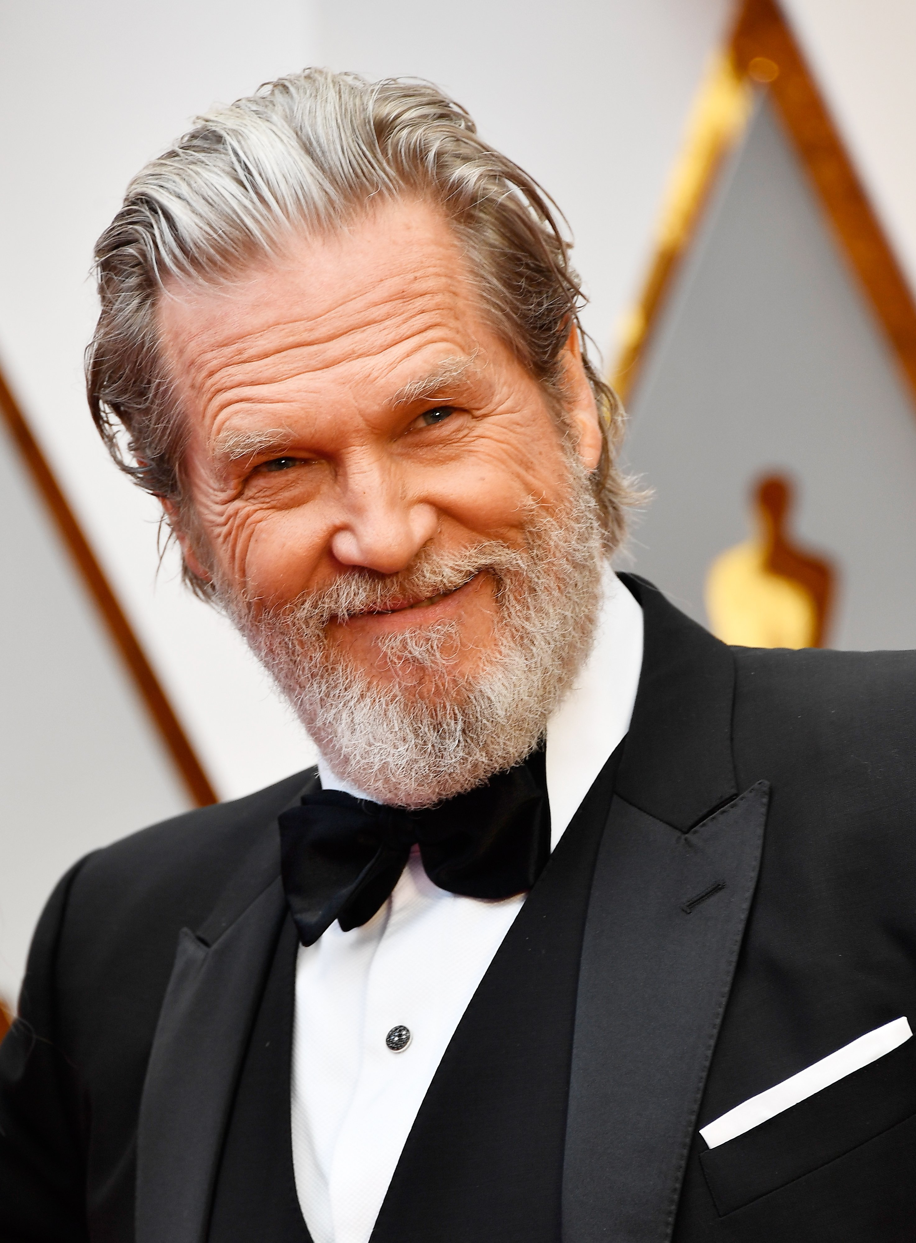 Jeff Bridges attends the 89th Annual Academy Awards at Hollywood & Highland Center on February 26, 2017 in Hollywood, California | Photo: Getty Images