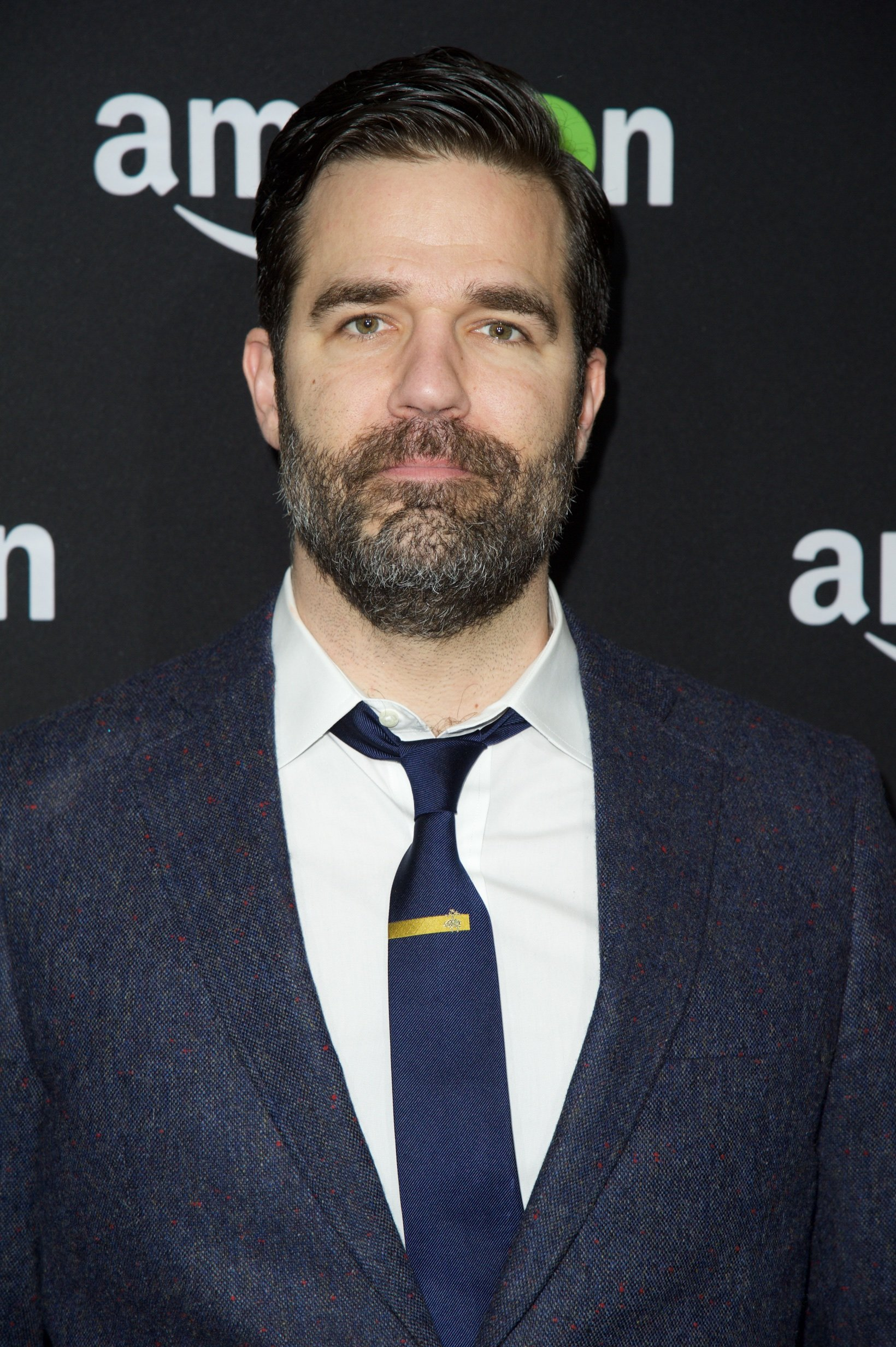 Rob Delaney at the Amazon Studios Golden Globes Party | Photo: Getty Images