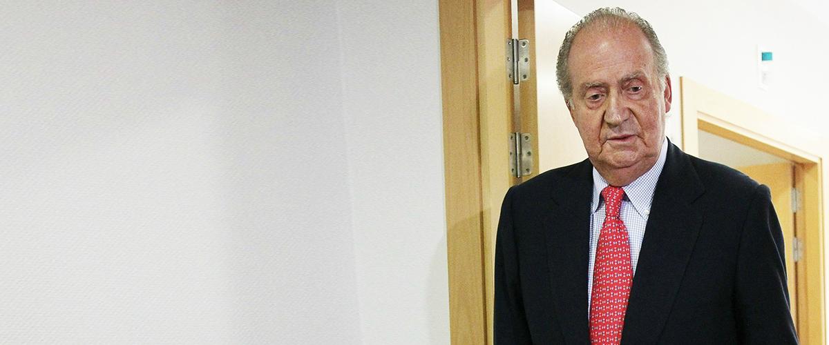 Juan Carlos I: Concluye su operación a corazón abierto